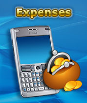Expenses screenshot